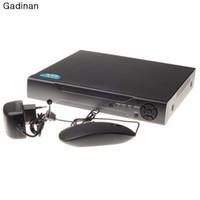 Wholesale Gadinan CH CH AHD NH AHDNH DVR AHD M Hybrid DVR P NVR Video Recorder CH Audio In HDMI Output For AHD AHDH CCTV Camera