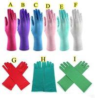 Wholesale Elsa Gloves Fancy Gloves Elsa Costume Halloween Gloves for Kids Frozen Gloves Cartoon Party Costume Accessories Colors