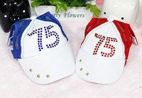 baseball diamond numbers - New dog pet number sport cap diamond baseball hat