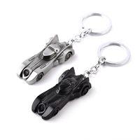 batman car accessories - Batman Car Model Keychains Arkham Knight Batman v Superman Batmobile Collectible Keychain key rings Cool Accessories For Men zj