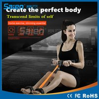 band exerciser - Yoga Resistance Bands Crunches home fitness equipment Rally sport stomach thin waist weight reduction abdominal sporting goods