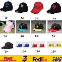 action figures adult - Hot Poke Go Baseball Hat Caps Unisex Women Men Adult Cartoon Action Figure Lightning Bird Articuno Hip Hop Snapbacks Ball Caps ZJ H18