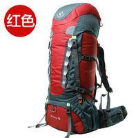 bear bag system - 70L L CR bearing system climbing Backpack Camping bag sport Men women bag Internal Frame Hiking backpack mochilas sports bags