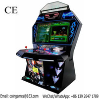 amusement video game - High Quality Amusement Coin Operated Tekken Street Fighter Arcade Cabinet Video Game Machine