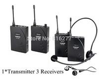 Wholesale Takstar wireless tour guide system Teach Train Tourism Transmitter Receiver TAKSTAR UHF