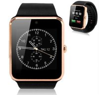 arabic clocks - Smart Watch GT08 Clock Sync Notifier With Sim Card Bluetooth Connectivity SmartWatch for Apple iPhone IOS Samsung s6 Android Phone