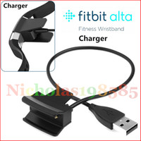 Wholesale Replacement USB Charger Charging Cradle Dock Cable Adapter For Fitbit Alta Smart Fitness Tracker cm Cheaper Price Wholesal VS Fitbit Blaze