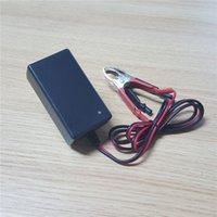 agm sla battery - 2016 Volt mA Motorcycle Battery Charger V lead acid battery charger for V SLA GEL AGM VRLA batteries