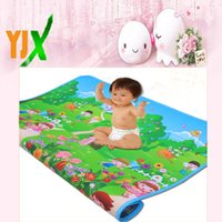 Wholesale hot educational alphabet non toxic baby mat