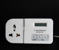 Wholesale 50Pcs Newest Digital Thermostat Temperature Controller For Lizard Heat Mat Lamp Incubator Aquarium P407