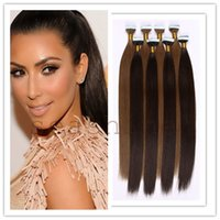 Wholesale Tape in hair extensions pieces g PU skin weft tape hair extensions cheap hair weft