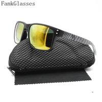al por mayor gafas de sol mujer original-Nuevas gafas de sol Holbrook VR46 Moto GP para hombres Gafas de sol de las mujeres Gafas Revestimiento deportivo Marca Gafas de diseño Embalaje original 0709A
