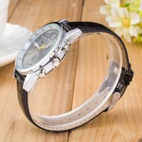 belts outlet - hot sale male Ladies watch three six pin belt casual fashion quartz watch factory outlets