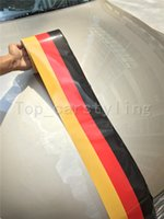 auto decals stripes - 2 Car Bumper Auto Body Sticker Car Decal Graphics Stripe Flame For Vehicle Wraps x3000cm roll