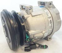 Wholesale air conditioning compressor Hyundai Machinery Delphi V5 OEM Q6 A5W00258A