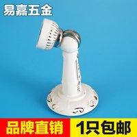 Wholesale Yi Jia European Ivory gate door magnetic door absorber wall door door hardware accessories wall suction