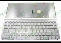 Nouveau clavier d'ordinateur portable pour Sony Vaio VGN FW FW17 FW19 FW48 FW58 Série FW590 (avec Silver Frame) Blanc US - 148084521