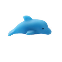 Wholesale Baby Bath Toy Colorful LED Flashing Dolphin Lamp B BS88