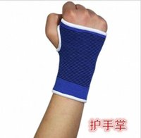 Wholesale Palm Wrist Hand Support Glove Elastic Brace Sleeve Sports Bandage Gym Wrap