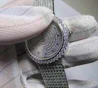 36mm femmes diamants ultra minces montres grenats bijoux dame danseur fille montre-bracelet G0A38021 G0A37043 saphir quartz traditionnelle
