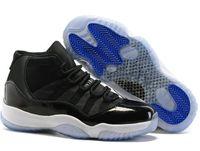 Wholesale 2016 XI Basketball Shoes Men s black Sneakers Man air Space Jam US8 US13