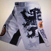 all'ingrosso hayabusa mma-30 32 34 36 Hayabusa Alistair Overeem firma lotta pantaloncini MMA fondo man man pantaloncini nero / bianco