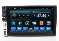Wholesale 7 Inch Car Dvd Player Universal Car Stereo Multimedia System Quad Core Android