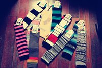 athletic candy - NEW Arrived Hit Color Strip Zebra pattern Skateboard Retro Socks Men Candy Colored Plaid Brand Ethnic Lovers sports long tube crew Sox