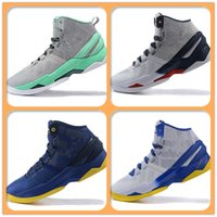 away b - Hot Sale Basketball Shoes Curry Sneakers best quality curry II Away home birthday all star stephen curry shoes For Men US