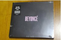 beyonce albums - Specials Beyonce Beyonce the same name album CD DVD I original G1 luxury full version Gift Card Seal