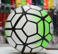 Wholesale New England League soccers Anti slip granules Soccer ball A red star football PU size