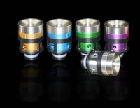 aluminum friction - 510 delrin friction fit drip tips ss drip tip with filter aluminum drip tip ss drip tip