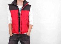 Wholesale Man high Cashmere thickening Down vest Selling Outdoor down vest Vest vest jacket Men s casual vest Polyester clothing sales