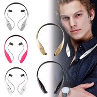 Wholesale Good Quality HBS HBS900 Headphone Earphone Sports Stereo Bluetooth Wireless HBS Headset Headphones For LG No logo With Package