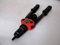 Wholesale quot Blind Rivet Nut Gun Heavy Hand INSER NUT Tool Manual Mandrels M3 M4 M5 M6 M8 BT