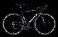 Promociones precio T1100 1k carretera bicyclel carbono carretera marco bicicleta bicicleta CYCLING fork seatpost más de 10 colores