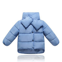 baby black labs - Ultra Light Down Jacket Girls High end Lab Coat Children Boys White Duck Down Winter Jacket Kids Coat Baby Girls Outerwear NU88798