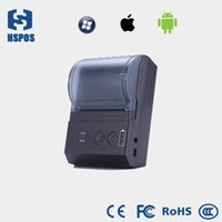 Wholesale 58mm android ios portable mobile handheld Bluetooth thermal receipt bill Printer with Multi Language and SDK support WIFI pos printer