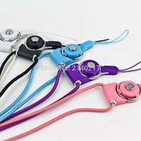 flash mp5 - Phone Mobile Neck Chain Straps Camera Straps Key Keychain Charm DIY Hang Rope Lariat Lanyard MP5 U flash disk