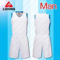Wholesale man Basketball jersey Training Wear Uniformen Basketball man home Jersey