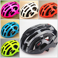 Wholesale 2016 POC Octal Raceday Road Bicycle MTB Casco Bicicleta Cycling Helmet Capaceta para Ciclismo For Women and Men Adjustable Size cm