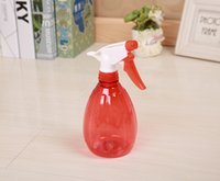 Wholesale watering can spray gun manual control flowers water flowers watering pot sprinkling can A small watering can