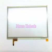 Wholesale New Touch Screen Lens Replacement for NDSI Best Display Screen Lense for Nintendo XL Game Console