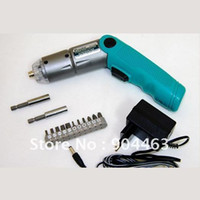Wholesale Original Pro skit PT F V Cordless Collapsible Rechargeable Electric Screwdriver tool Warranty cheap