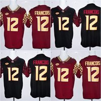 Wholesale Deondre Francois Florida State Seminoles Dalvin Cook FSU College Football Limited Jerseys New Style Cheap Stitched Jersey