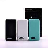 Wholesale Original e cigarette box mod epower GT box mod with TC vape Mods vs subox mini vs topbox nano Wismec e cigarette