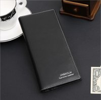 Wholesale Business People Must Business Models Leather Men s Leather Long Wallet