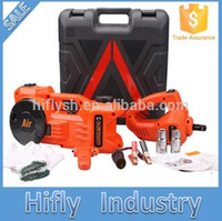 air car jacks - HF Lifting cm to cm Car Electric jack car air pump car electric wrench in Auto multi function maintenance tools