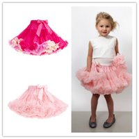 Wholesale new arrival high quality girl skirts Ball Gown tutu party cute dress size years old