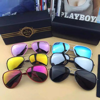 beach photo frames - real photo new fashion famous designer brand dita color AAA quality casual women sunglass